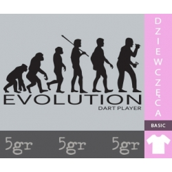 EVOLUTION DART PLAYER