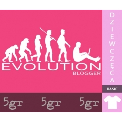 BLOGGER EVOLUTION
