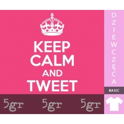 KEEP CALM AND TWEET