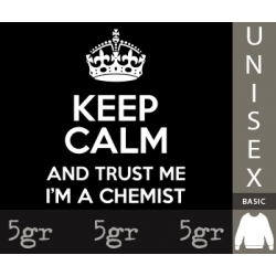 KEEP CALM AND TRUST ME I'M A CHEMIST
