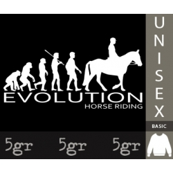 HORSE RIDING EVOLUTION