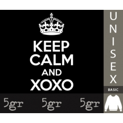 KEEP CALM AND XOXO