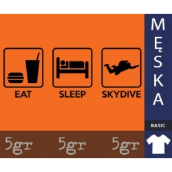 EAT SLEEP SKYDIVE