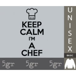 KEEP CALM I'M A CHEF