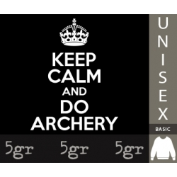 KEEP CALM AND DO ARCHERY