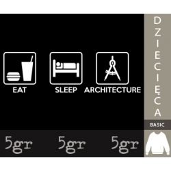 EAT SLEEP ARCHITECTURE