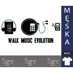 WALK MUSIC EVOLUTION