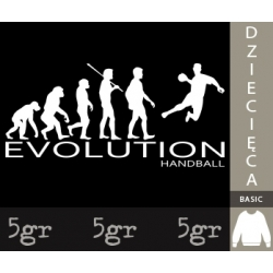 HANDBALL EVOLUTION