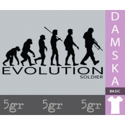 SOLDIER EVOLUTION