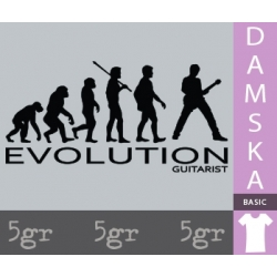 GUITARS EVOLUTION