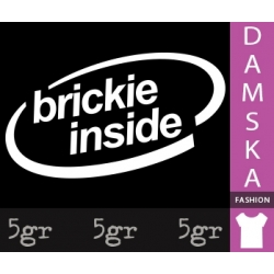 BRICKIE INSIDE