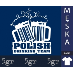 POLISH DRINKING TEAM