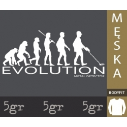 EVOLUTION METAL DETECTOR