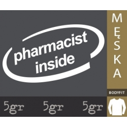 PHARMACIST INSIDE