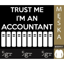 TRUST ME I'M AN ACCOUNTANT