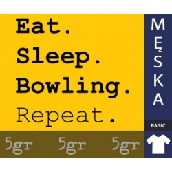 EAT SLEEP BOWLING REPEAT