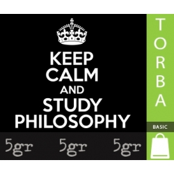 KEEP CALM AND STUDY PHILOSOPHY