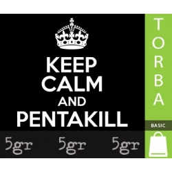 KEEP CALM AND PENTAKILL