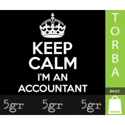 KEEP CALM I'M AN ACCOUNTANT