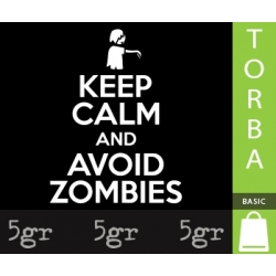 KEEP CALM AND AVOID ZOMBIES