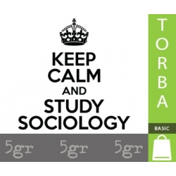 KEEP CALM AND STUDY SOCIOLOGY