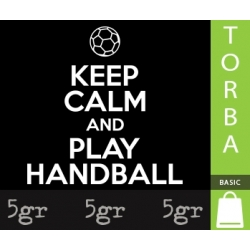 KEEP CALM AND PLAY HANDBALL