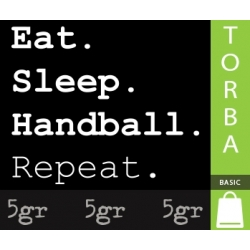 EAT SLEEP HANDBALL REPEAT