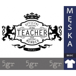 TEACHER OFFICIAL MEMBER