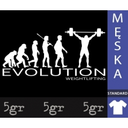 WEIGHT LIFTING EVOLUTION
