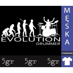 DRUMMER EVOLUTION