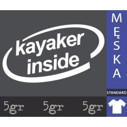 KAYAKER INSIDE