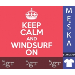 KEEP CALM AND WINDSURF ON