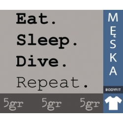 EAT SLEEP DIVE REPEAT