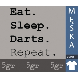 EAT SLEEP DARTS REPEAT