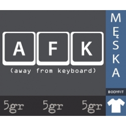 AFK AWAY FROM KEYBOARD