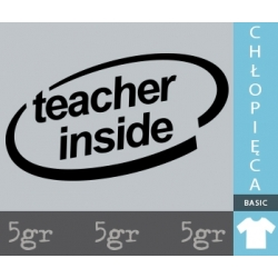 TEACHER INSIDE