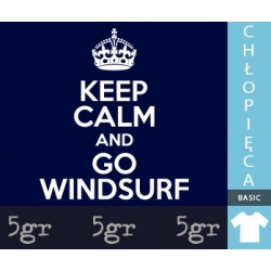 KEEP CALM AND GO WINDSURF